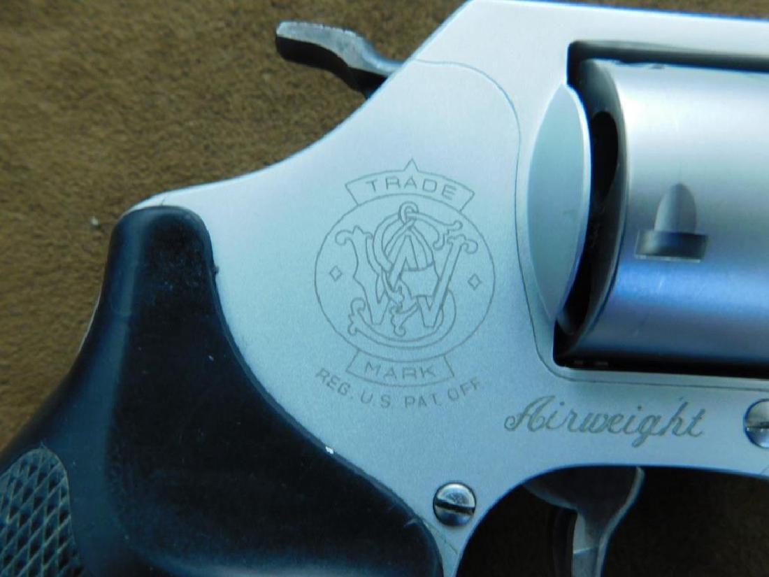 Smith & Wesson .38 SPL + P Revolver - 6