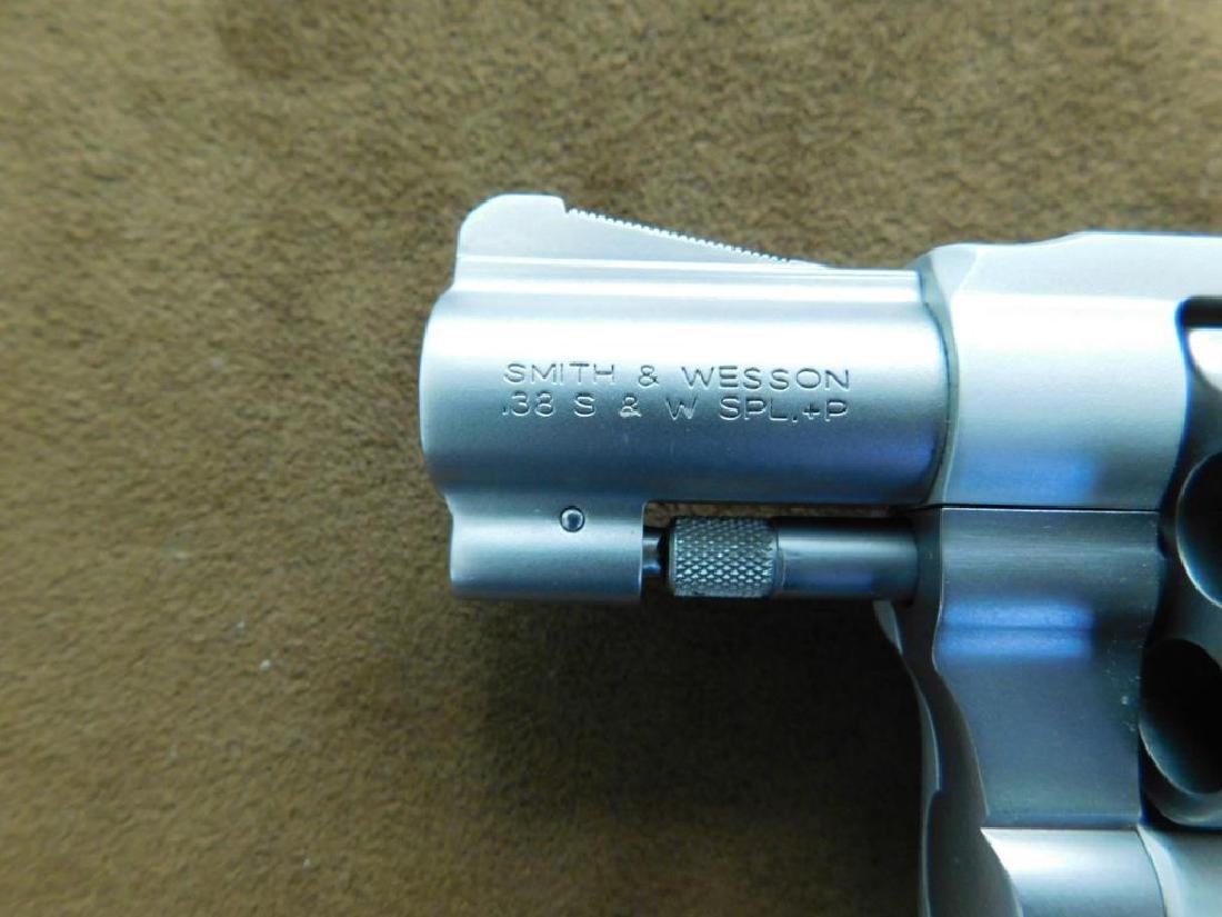 Smith & Wesson .38 SPL + P Revolver - 7