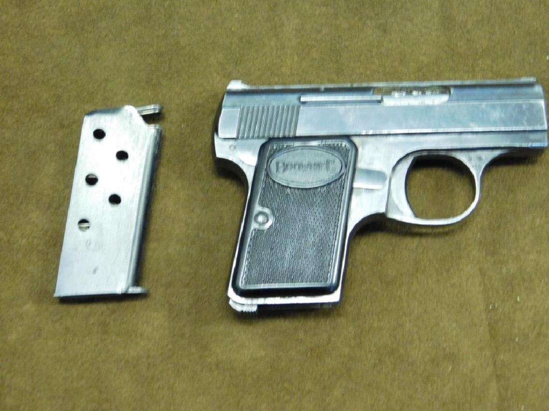 Baby Browning Pocket Pistol