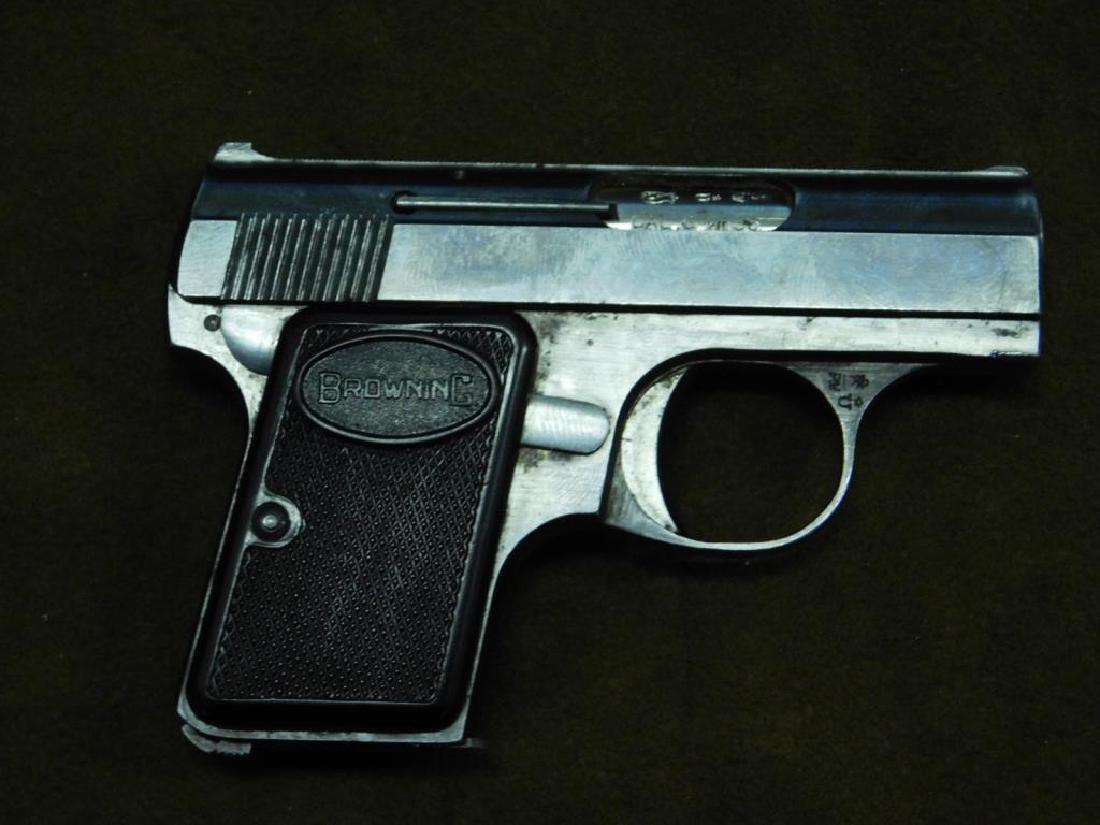 Baby Browning Pocket Pistol - 2