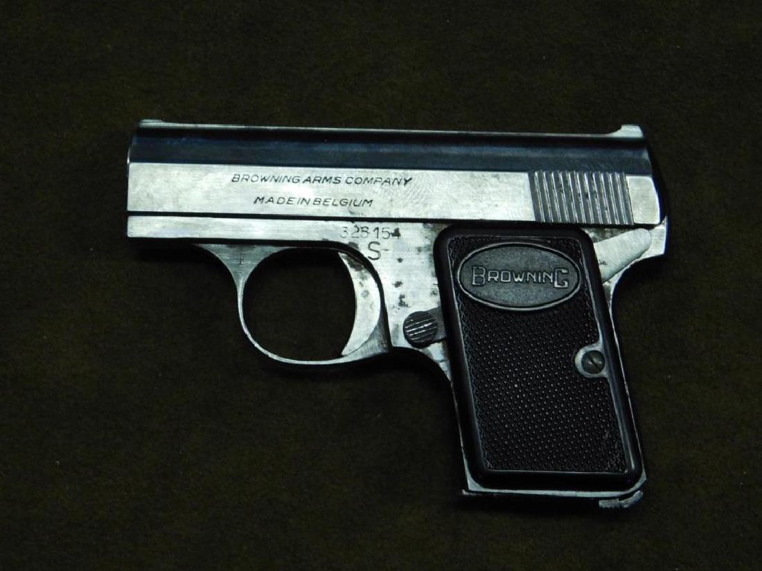 Baby Browning Pocket Pistol - 3