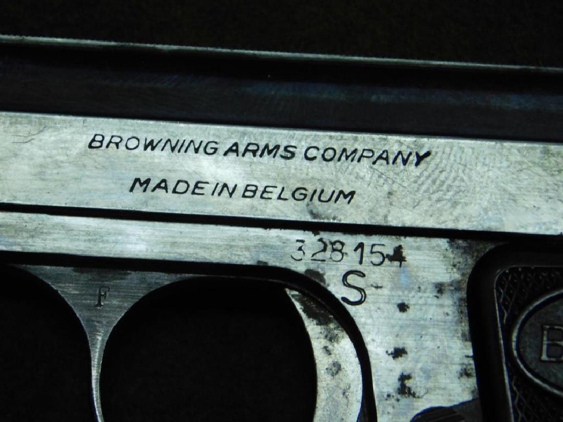 Baby Browning Pocket Pistol - 4