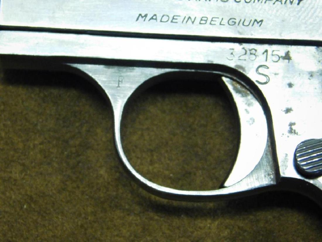 Baby Browning Pocket Pistol - 5