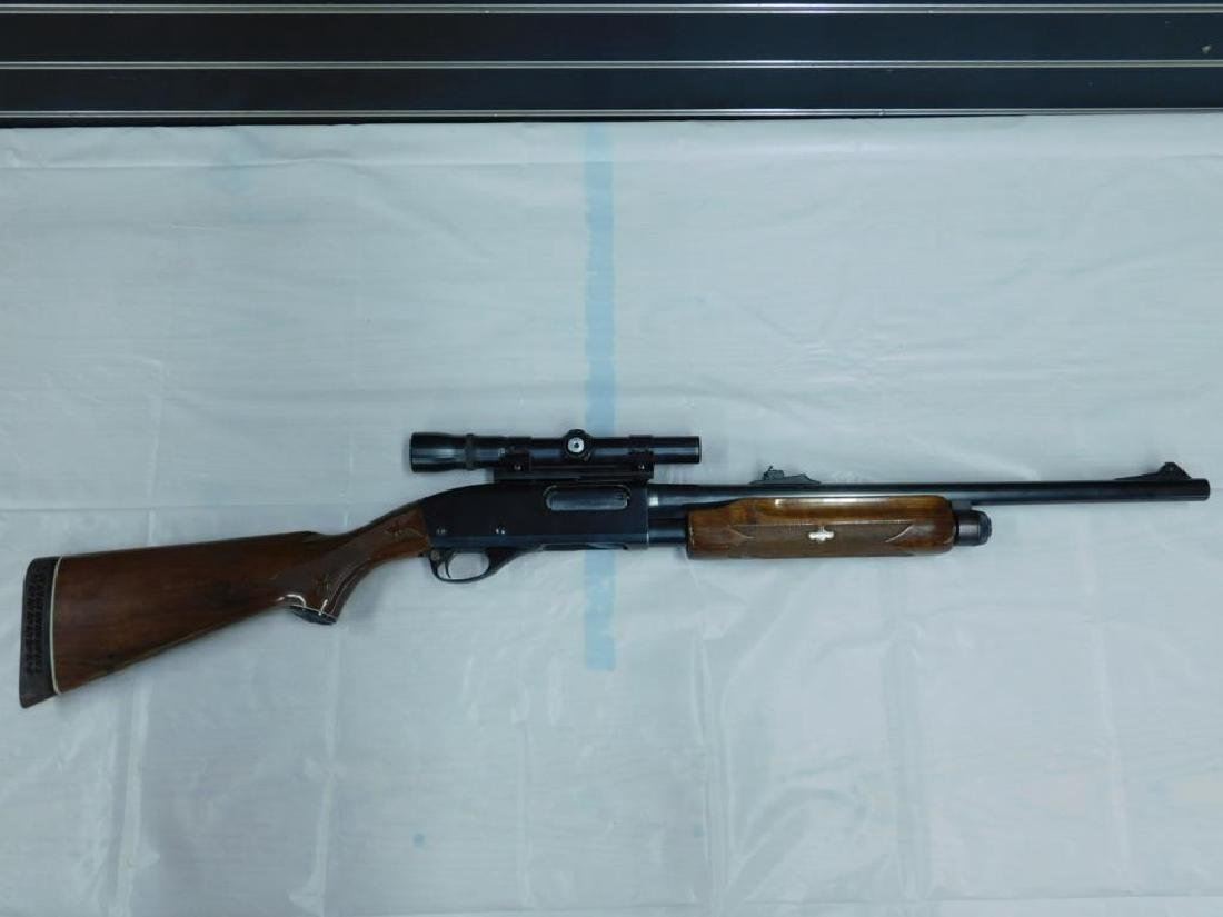 Remington 12 gauge Pump Shotgun
