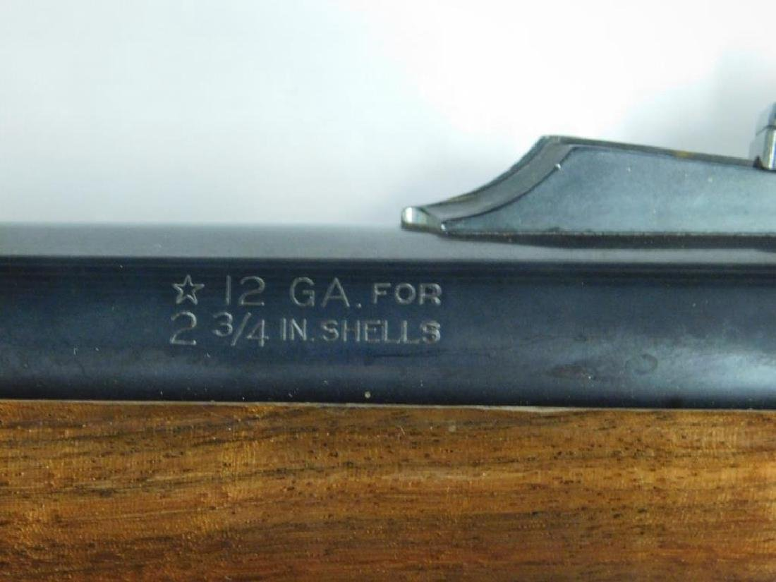 Remington 12 gauge Pump Shotgun - 3