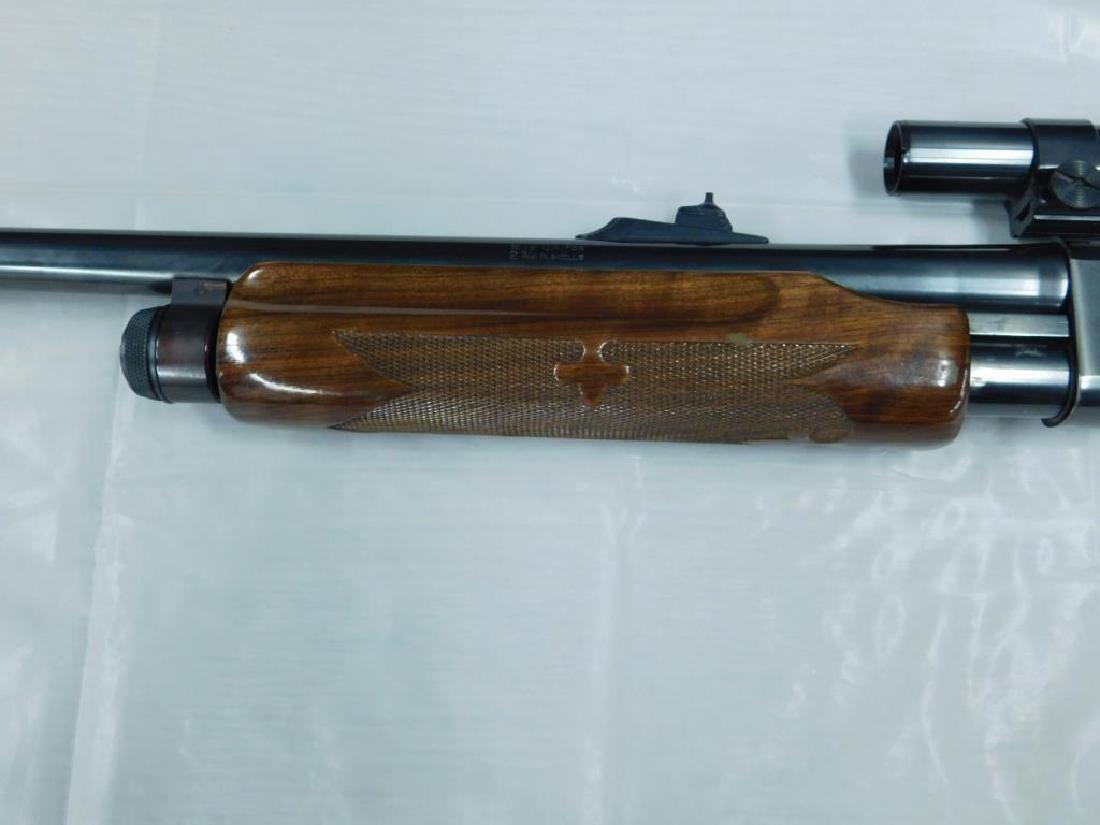 Remington 12 gauge Pump Shotgun - 6