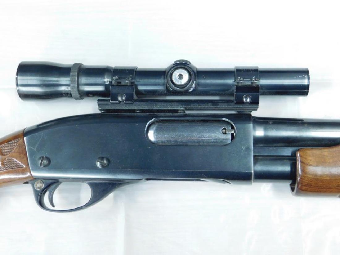 Remington 12 gauge Pump Shotgun - 8