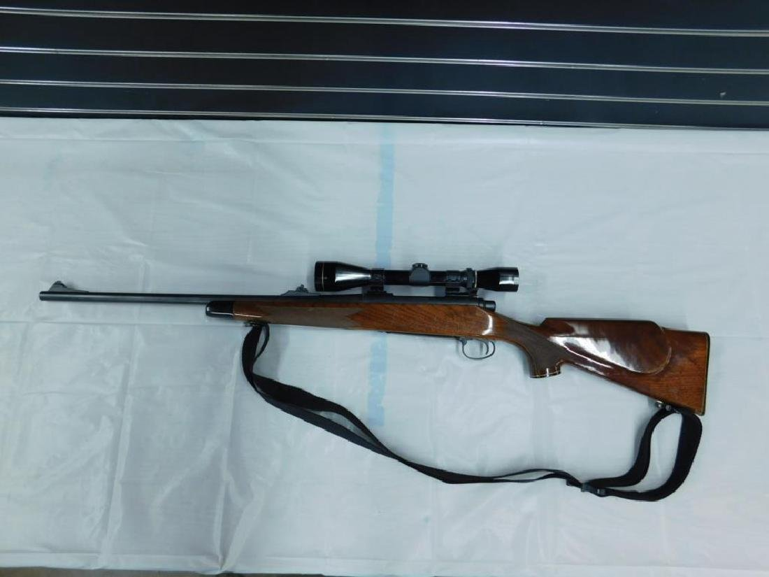 Remington Model 700 Rifle - 2