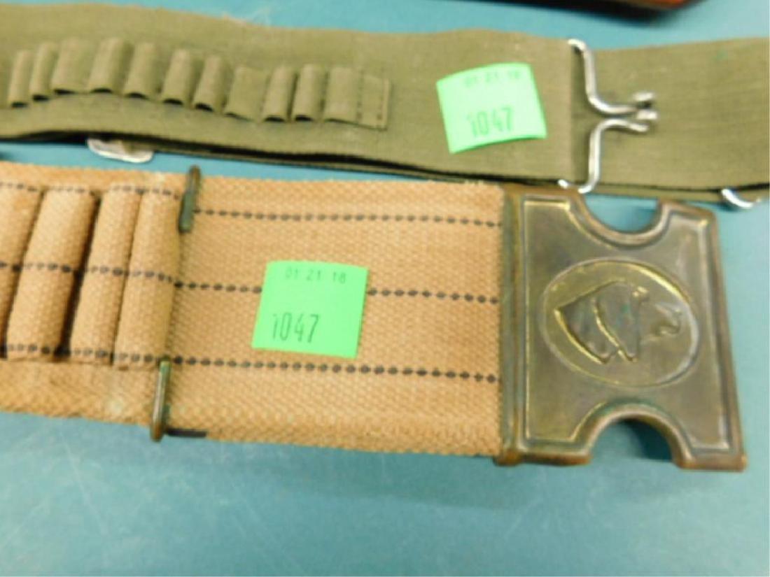 Holster & Ammo Belts - 2