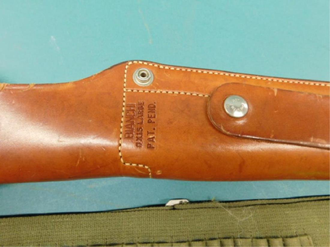 Holster & Ammo Belts - 3