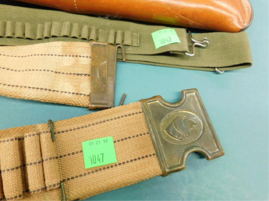 Holster & Ammo Belts - 4