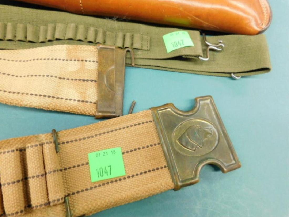 Holster & Ammo Belts - 4