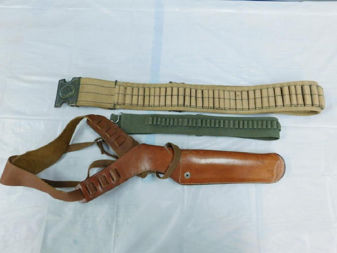 Holster & Ammo Belts - 6