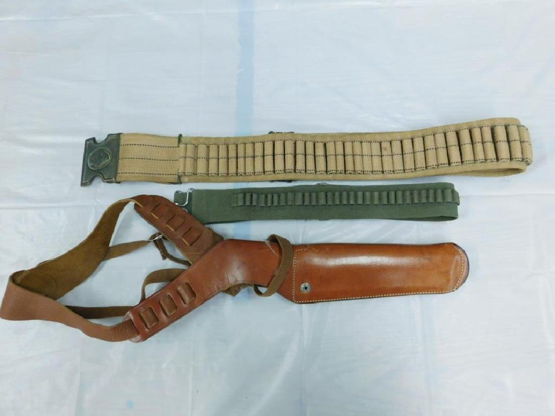 Holster & Ammo Belts - 7