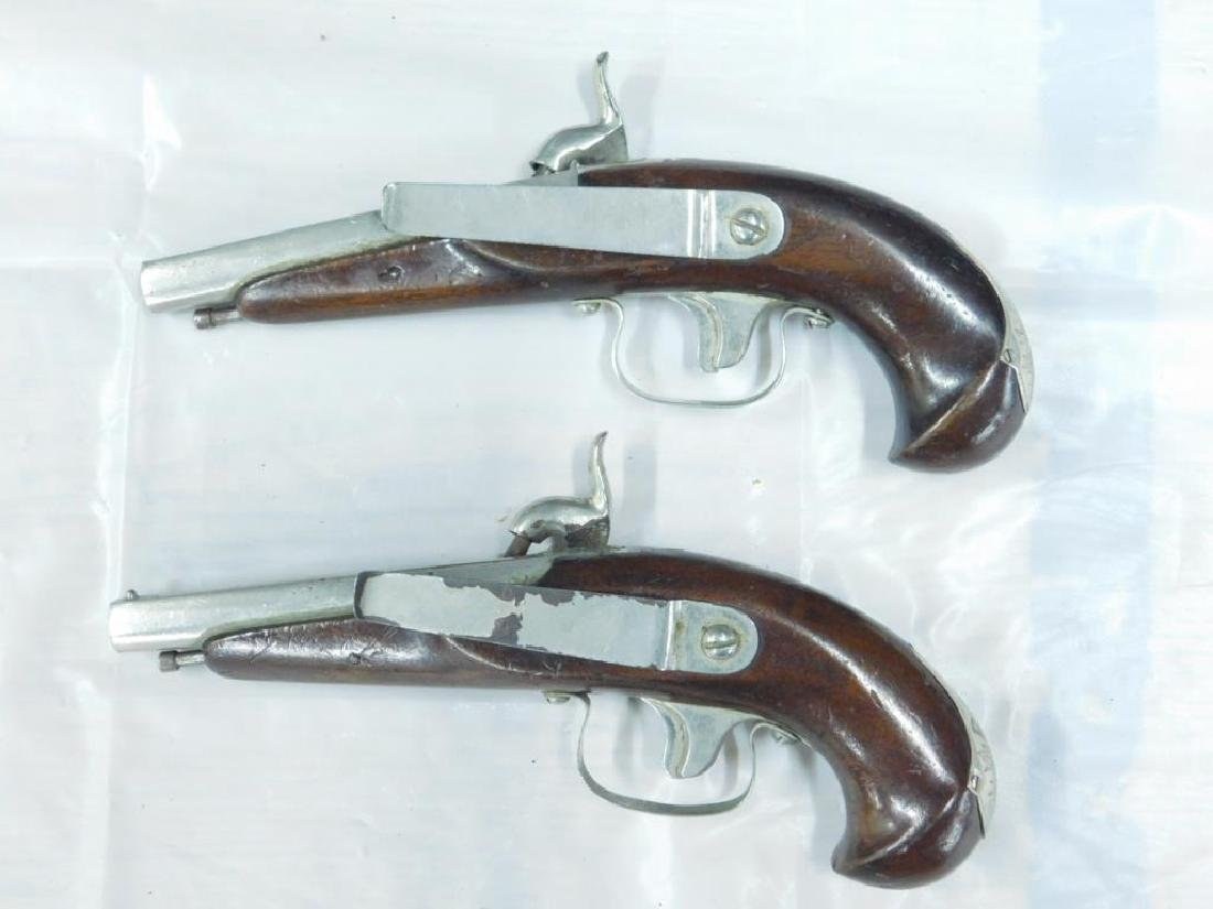 Pair Percussion Dueling Pistols - 2