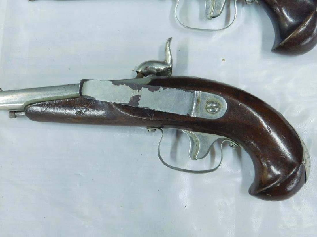 Pair Percussion Dueling Pistols - 3
