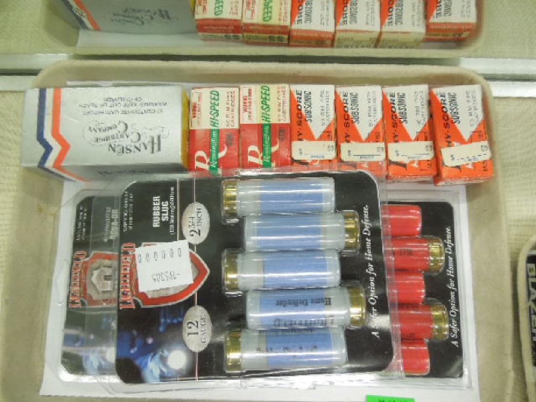 Assorted Ammunition Lot