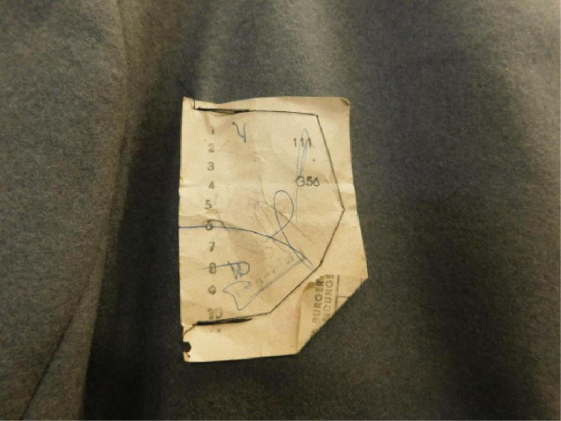 German Officers Jacket - 7