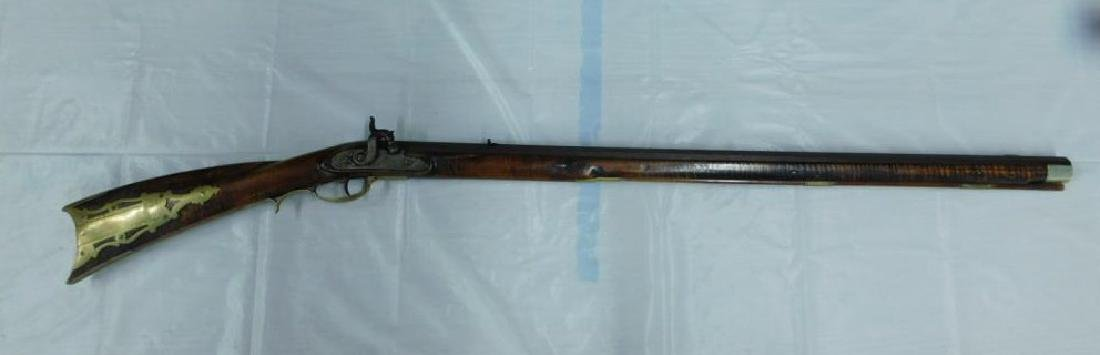 Kentucky Style Percussion Rifle