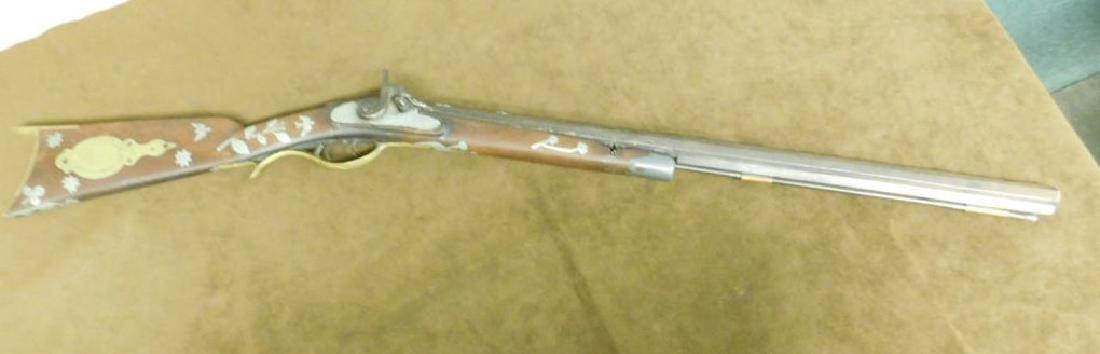 Antique Percussion Rifle