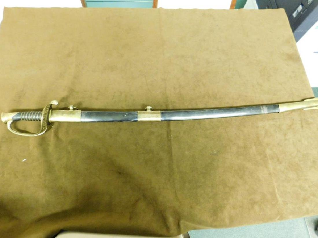 U.S. Civil War 1850 Army Sword Replica