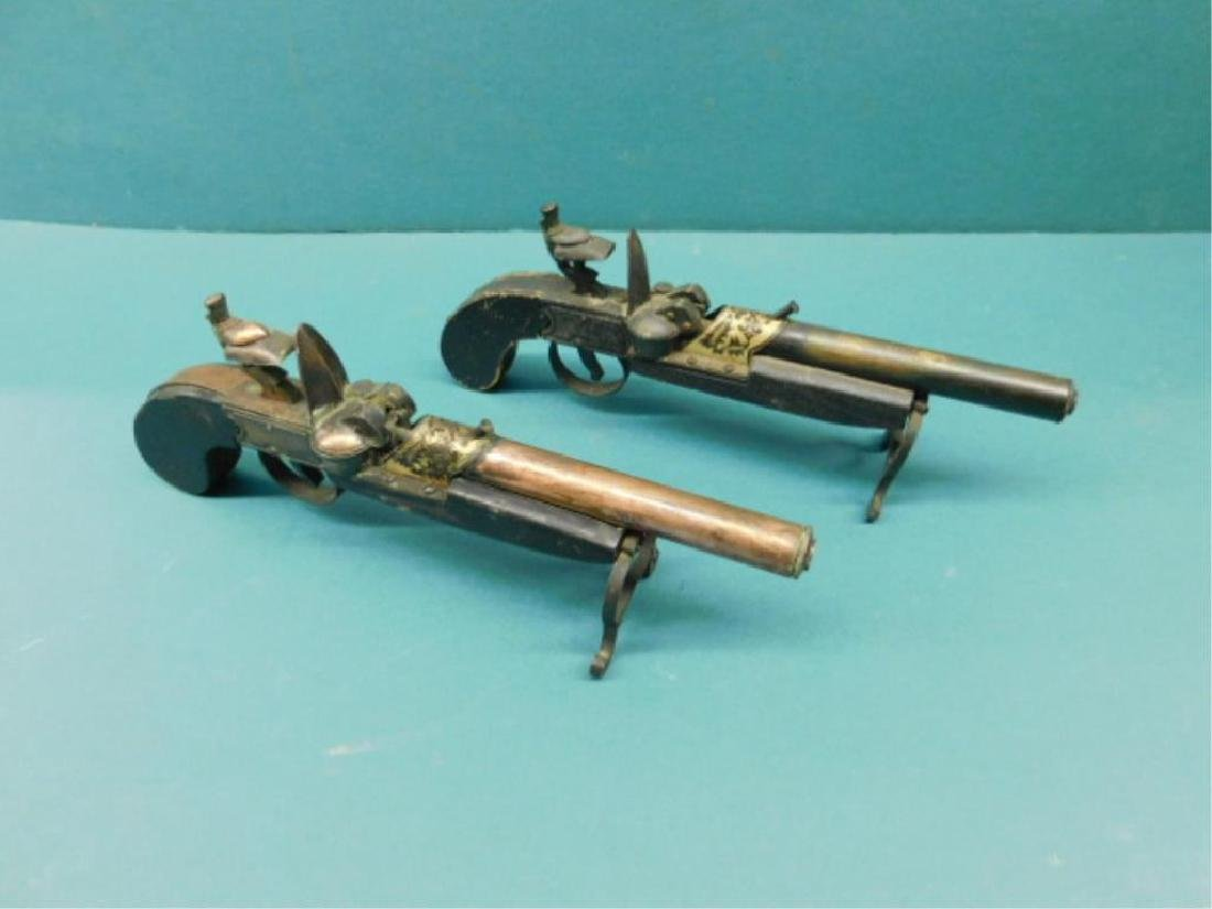 (2) Flintlock Style Lighters