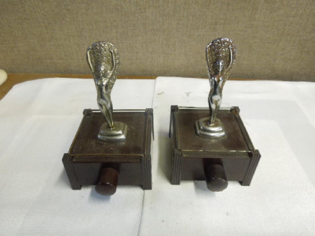 Vintage Trophy Form Table Lighters