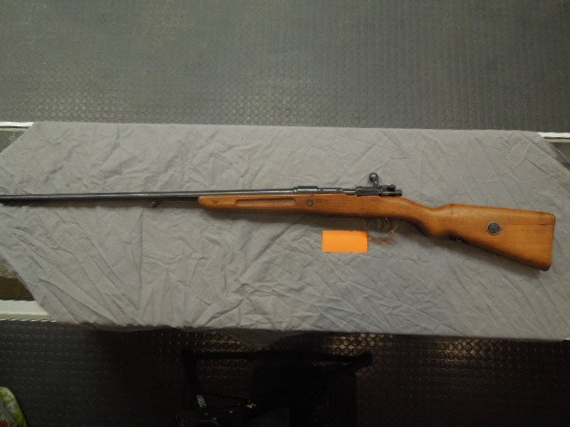 German Bolt Action Shot Gun