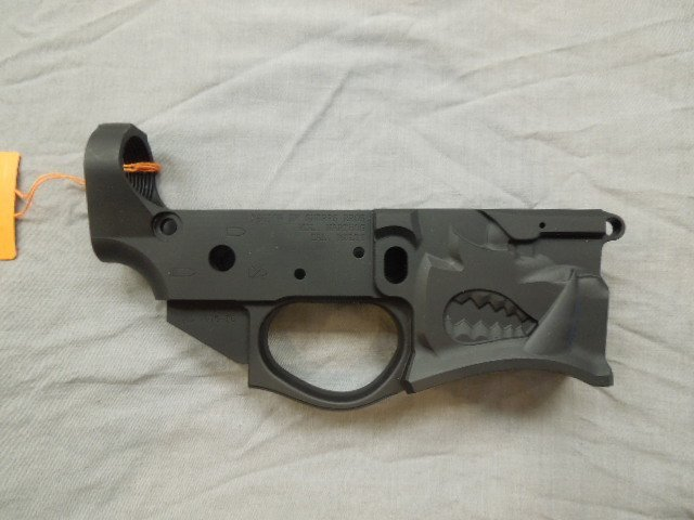 Spikes TacticalAR 15 Warthog Lower Receiver Billet