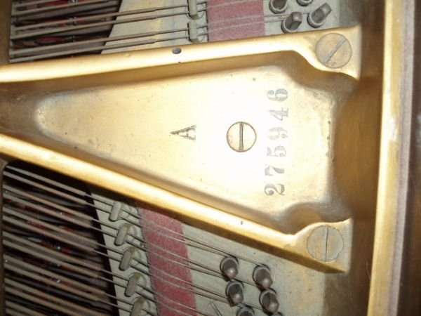 1016: Steinway Model A Grand Piano