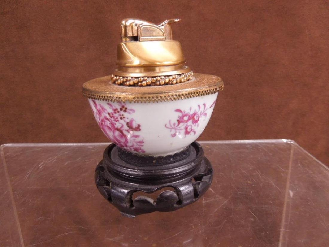 Chinese Export Bowl, Dish & Cup - 5