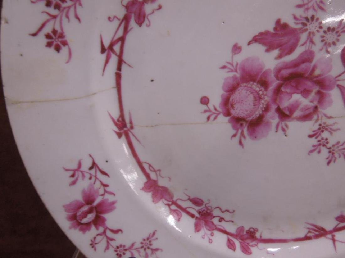 Chinese Export Bowl, Dish & Cup - 7