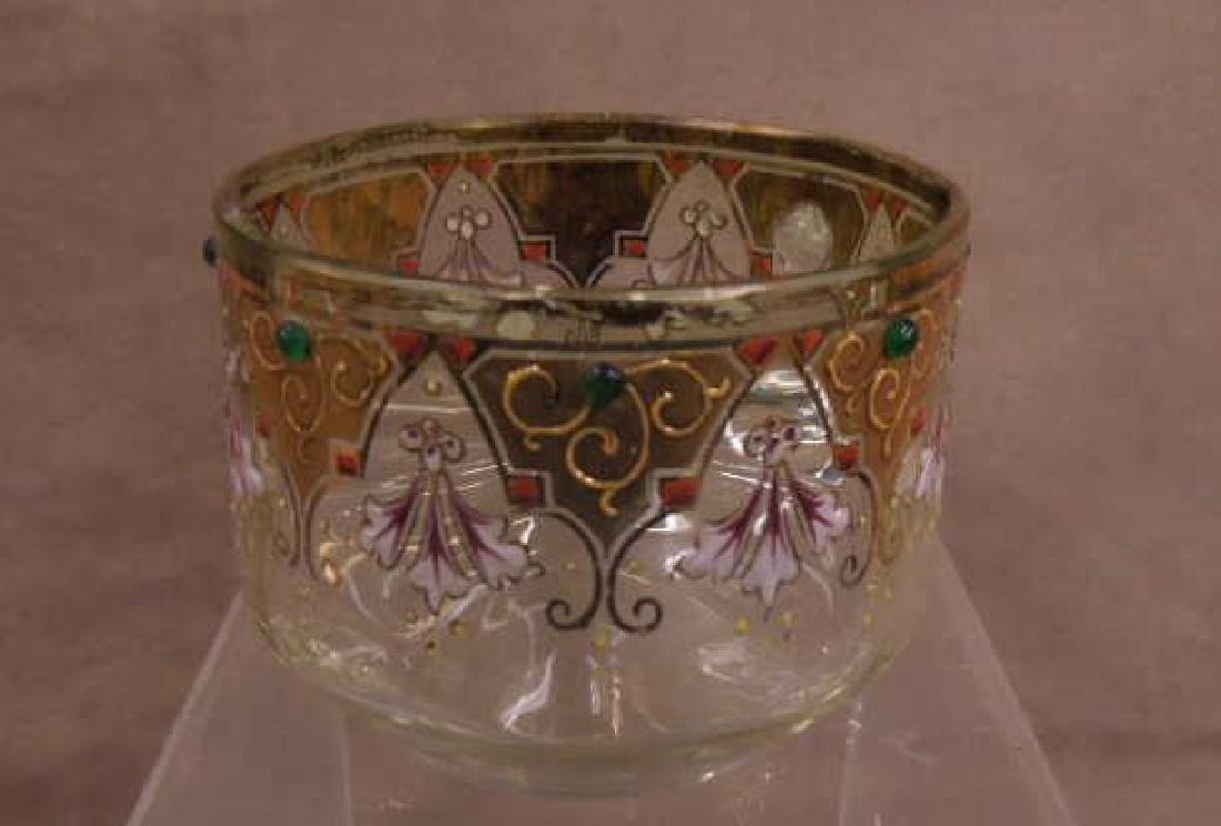 Moser Type Glassware - 2