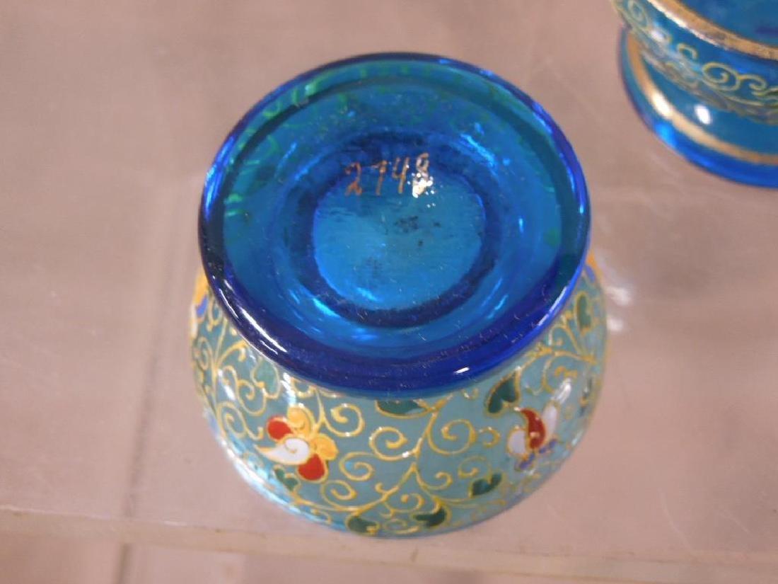 Moser Type Glassware - 5