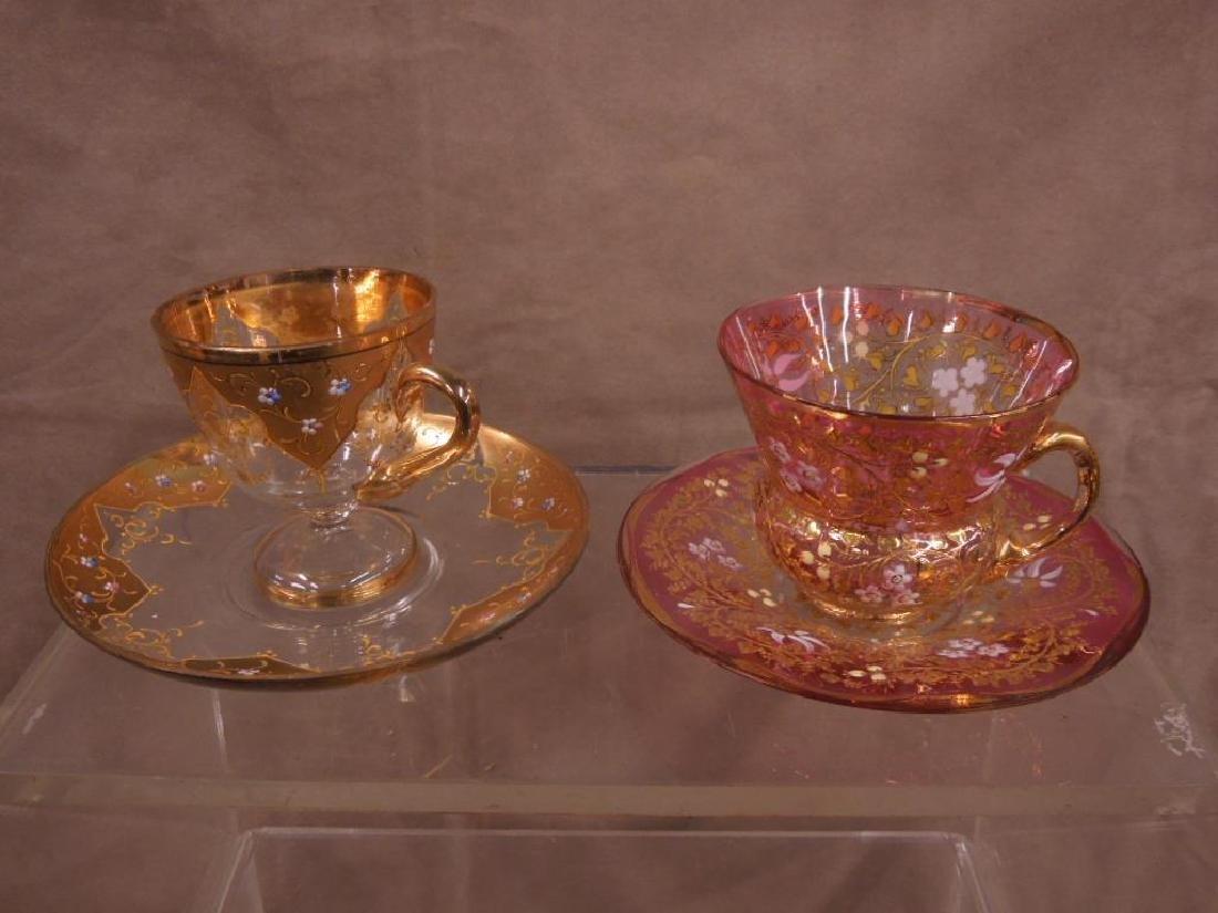 Moser Type Glassware - 8