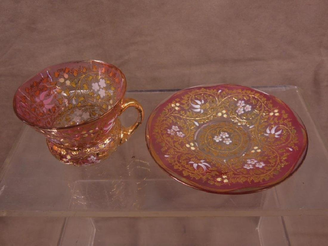 Moser Type Glassware - 9