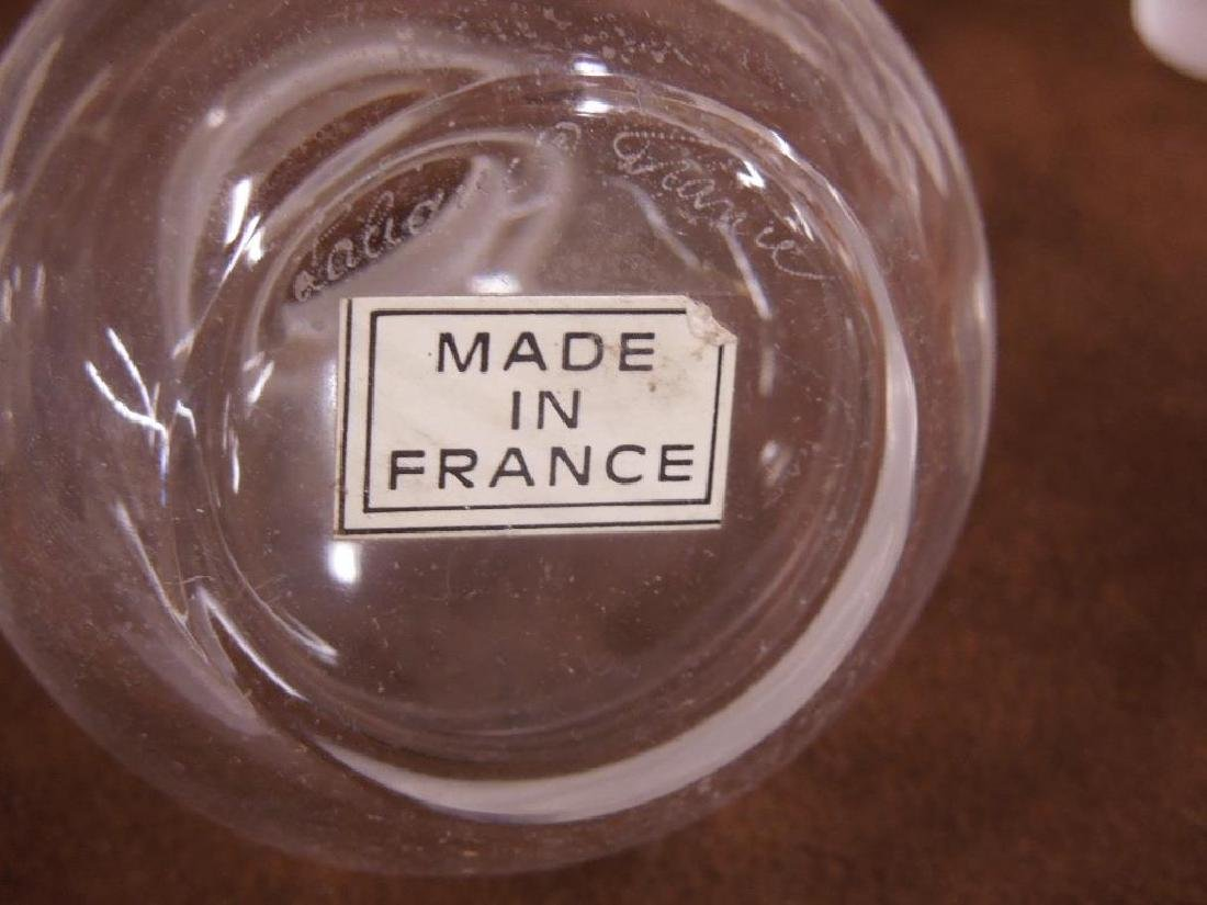 Pa Lalique Clairefontaine Perfume bottles - 4