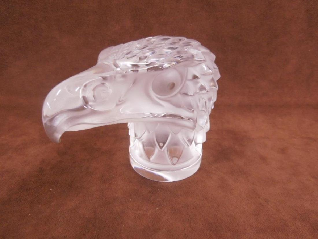Lalique Eagle Head