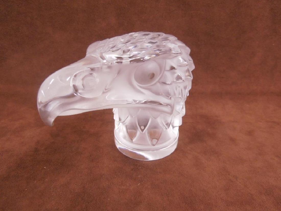 Lalique Eagle Head