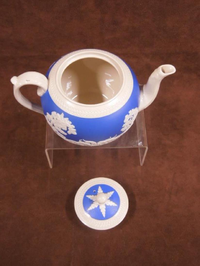 Copeland Spode Teapot - 4