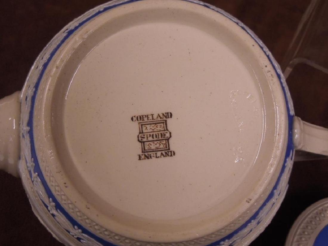 Copeland Spode Teapot - 7