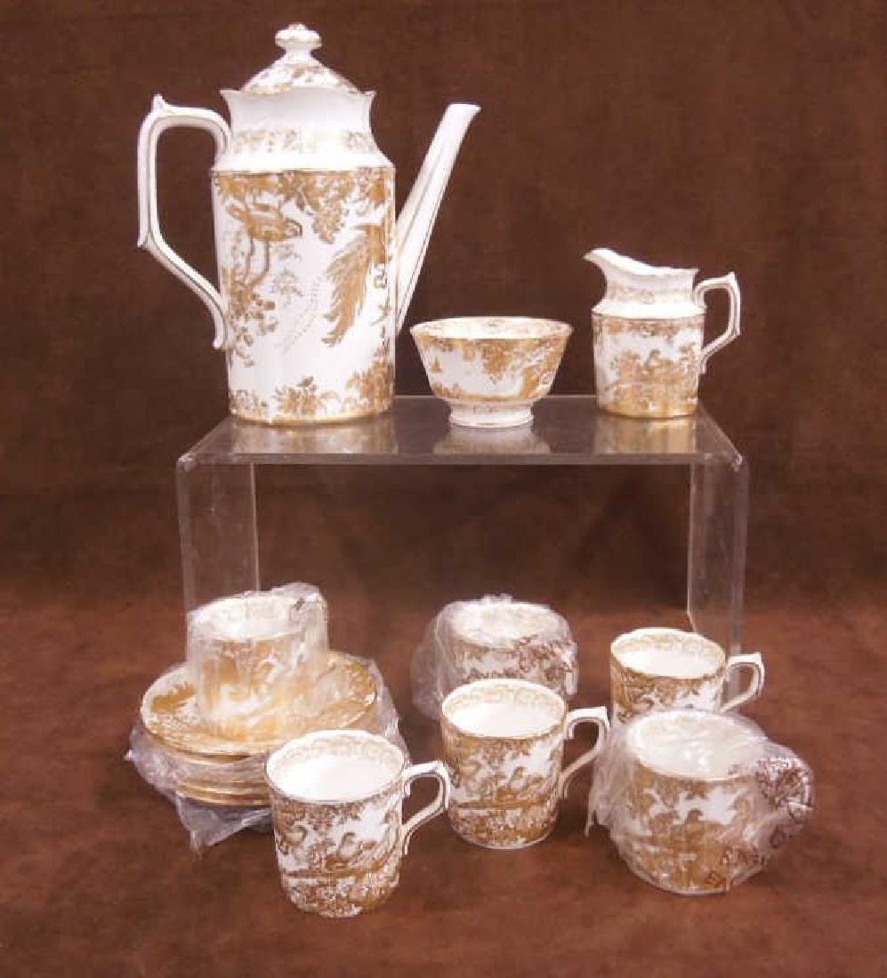 Royal Crown Derby Coffee Set