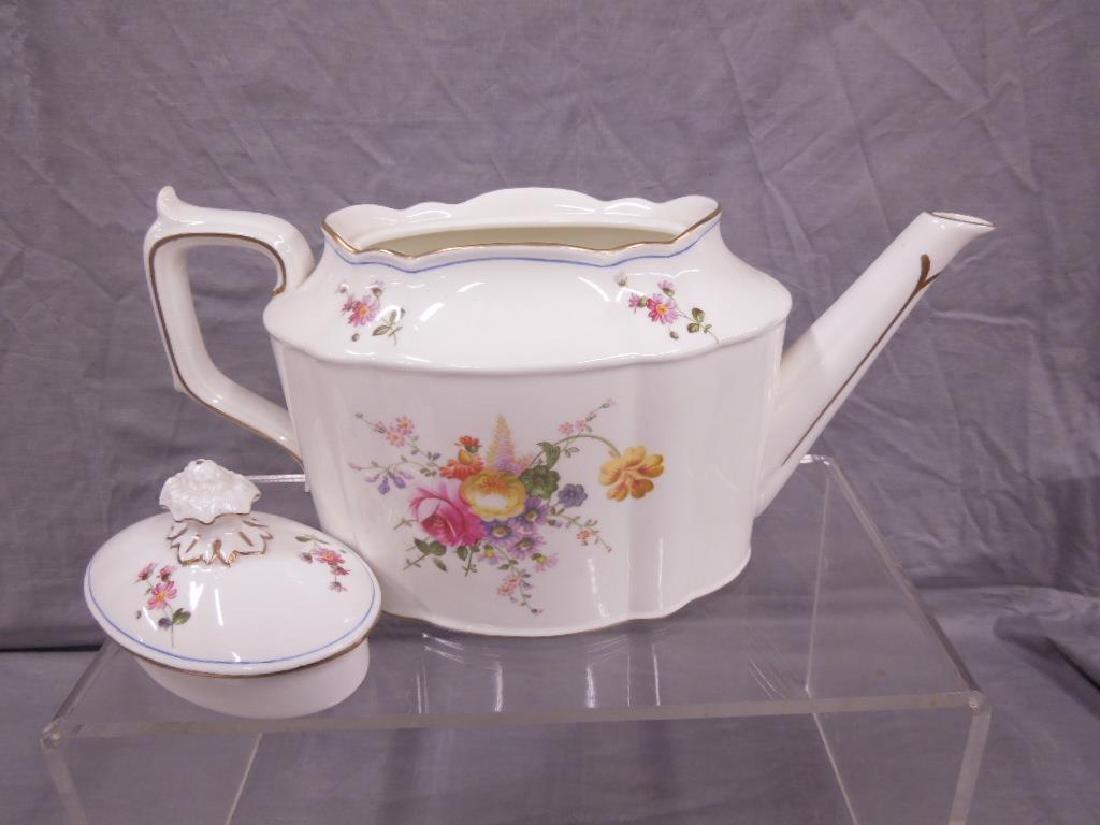 Royal Crown Derby Tea Pot - 3