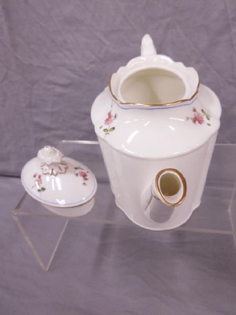 Royal Crown Derby Tea Pot - 4