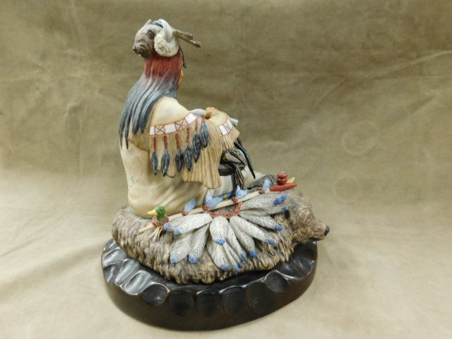 Cybis Seated Indian - 3