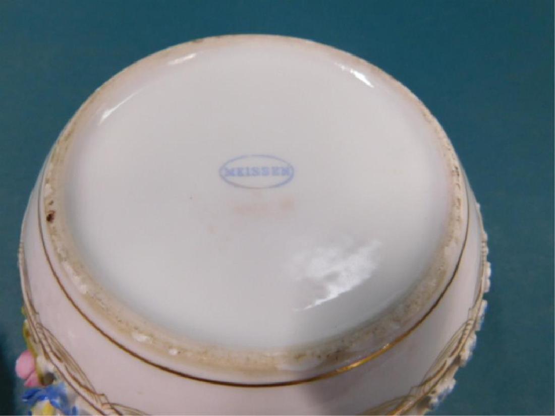 Meissen Covered Jar - 4
