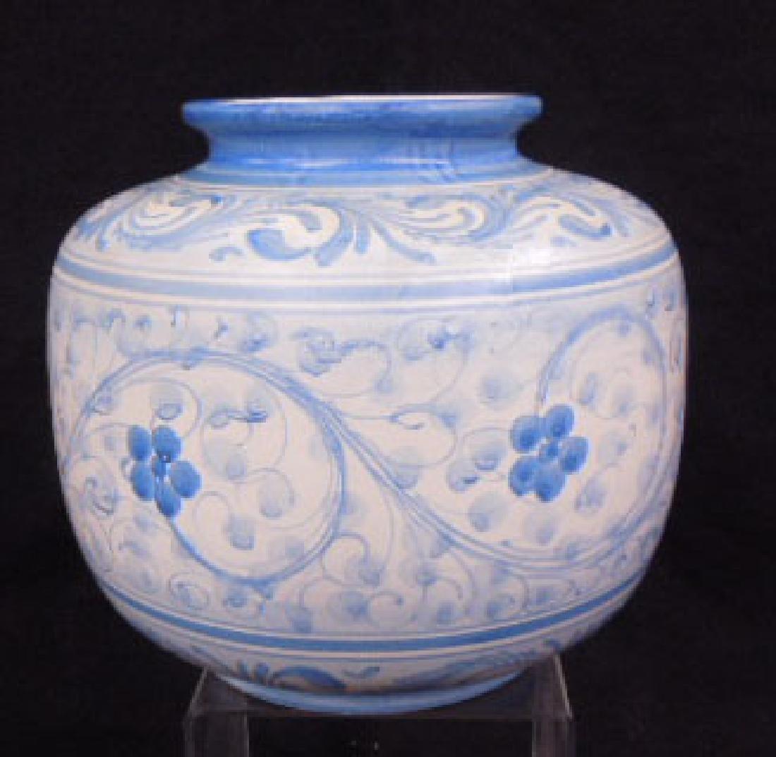 Riccardo Varsallona Italian Pottery Vase
