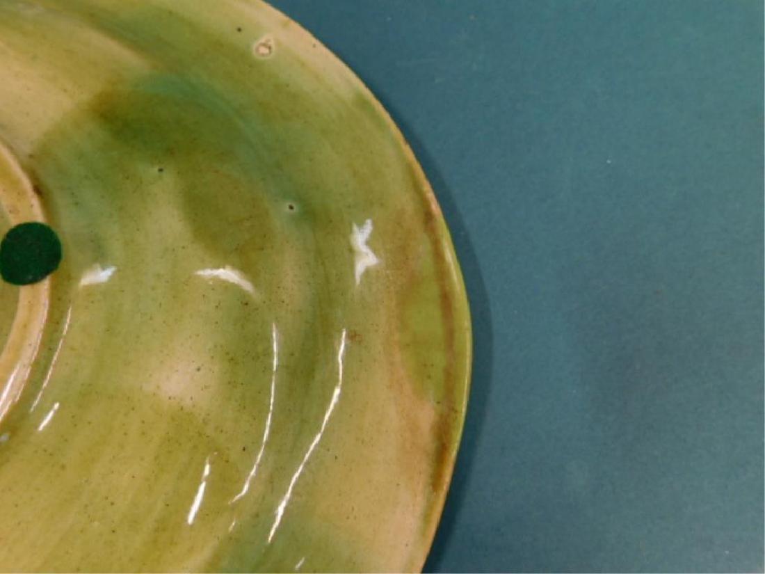 Majolica Platter & Dishes - 8
