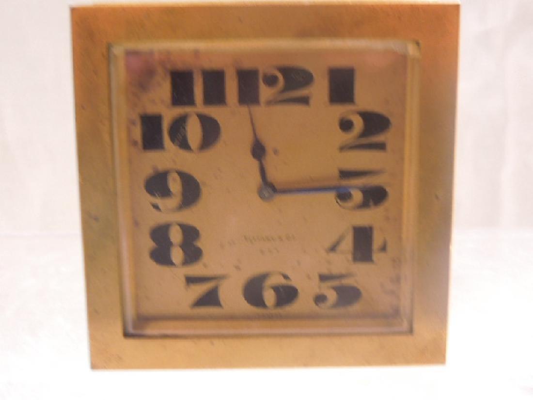 Vintage Tiffany & Co. Alarm Clock