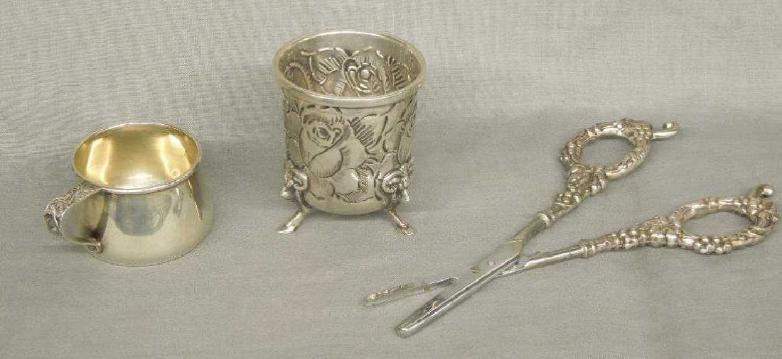 Sterling Group, Shears & 2 Cups